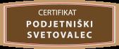 Certificirani podjetniški svetovalec